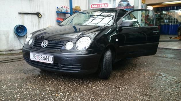 Vozilo nakon popravka